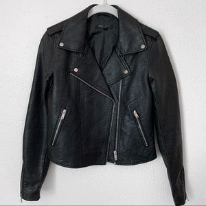 NWOT Romeo and Juliet Couture Moto Jacket